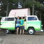 campervan camper van rental rentals trailer motorhome westfalia westy westie nanaimo victoria tofino north america bc best cheap option justgo vans