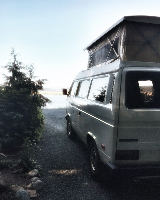 living forest campground van rental rentals camping camper trailer vancouver island delivery nanaimo victoria bc