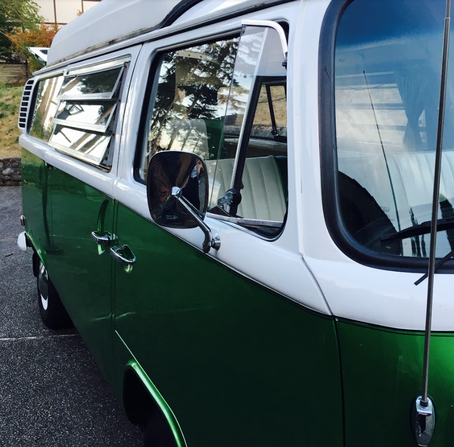 volkswagen bus van for rent rentals vancouver island