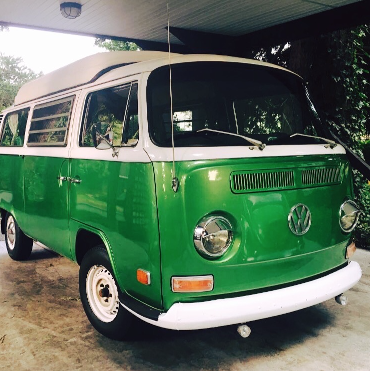 justgo's 2nd westy purchase, Olive!