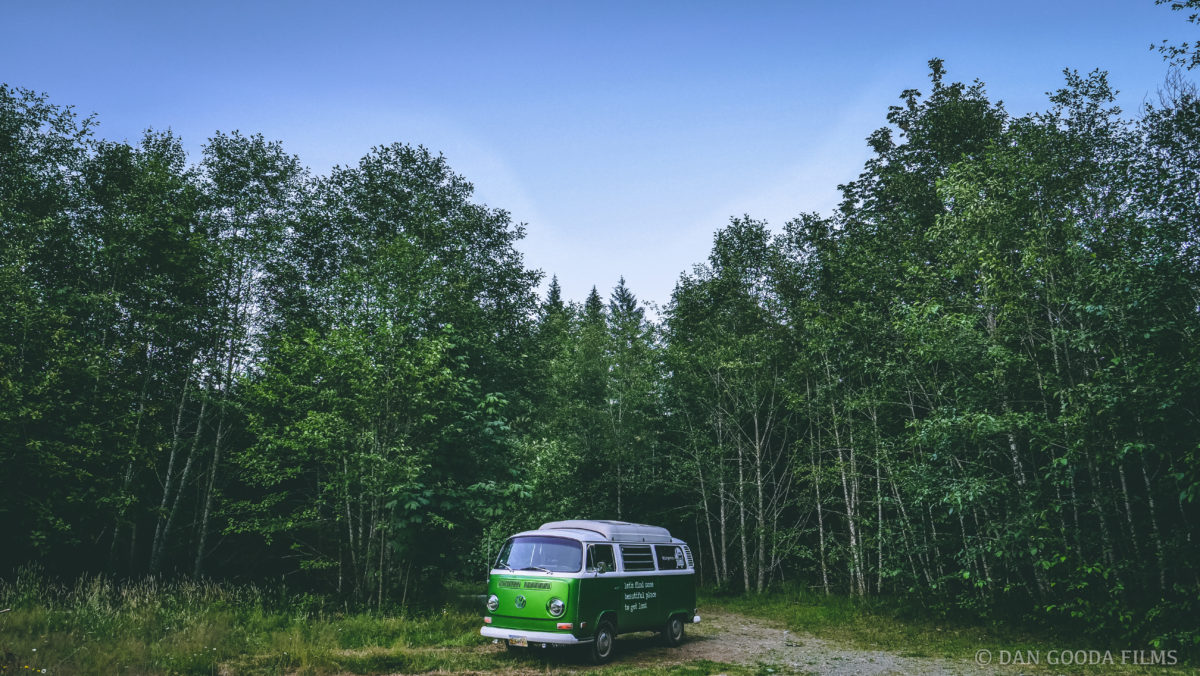 RV Rentals vs Camper Van Rental on Vancouver Island Canada BC