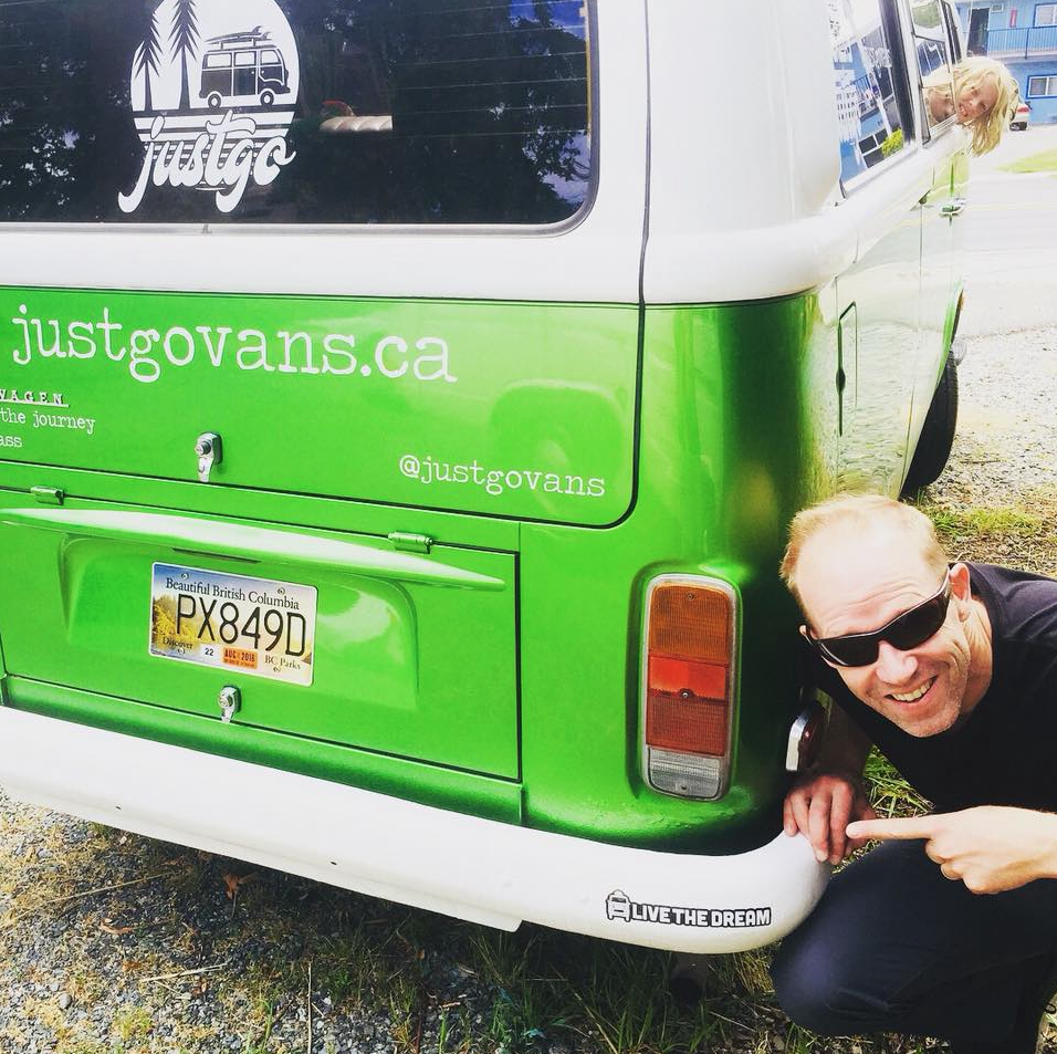 campervan hire nanaimo