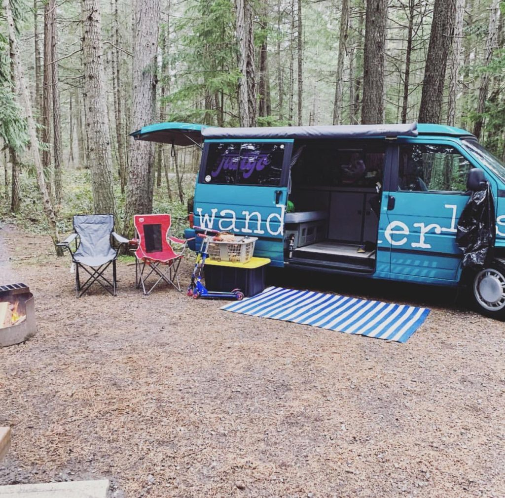 westfalia westy vanlife rental hire canada